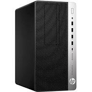 HP ProDesk 600 G4 MicroTower - Počítač