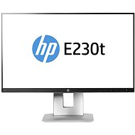 "23"" HP EliteDisplay E230t Touch - LCD monitor"