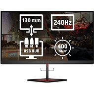 "24.5"" OMEN X 25f - LCD Monitor"