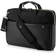 HP Pavilion Accent Briefcase Black/Gold 15.6""