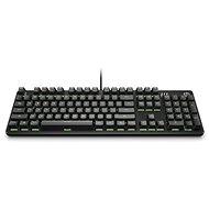 HP Pavilion Gaming 500 - Herní klávesnice