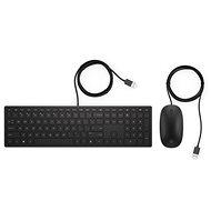 HP Pavilion Deskset 400 SK - Set klávesnice a myši