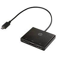 HP USB-C to HDMI/USB 3.1 Gen 1/USB-C - Replikátor portů