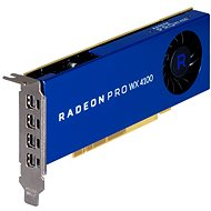 HP AMD Radeon Pro WX 4100 4GB - Grafická karta
