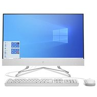 HP 24-df0001nc Touch White - All In One PC