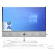 HP Pavilion 24-k0005nc White - All In One PC