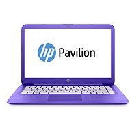 HP Stream 14-ax002nc Violet Purple - Notebook
