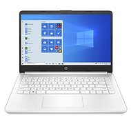 HP 14s-dq1000nc Snowflake White - Notebook