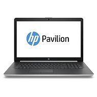 HP 17-by0015nc Natural Silver - Notebook