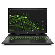 HP Pavilion Gaming 15-dk0000nc Shadow Black Green - Herní notebook