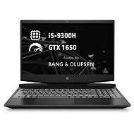 HP Pavilion Gaming 15-dk0102nc Shadow Black White - Herní notebook