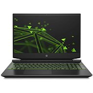 HP Pavilion Gaming 15-ec0004nc Shadow Black Green - Herní notebook