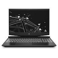 HP Pavilion Gaming 15-dk1008nc Shadow Black White - Herní notebook