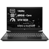 HP Pavilion Gaming 15-ec1901nc Shadow Black White - Herní notebook