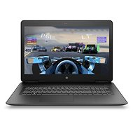HP Pavilion Power 17-ab408nc Shadow Black - Herní notebook