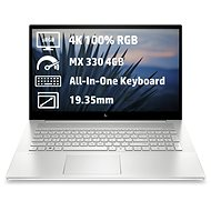 HP ENVY 17-cg0007nc Natural Silver - Notebook
