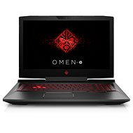 OMEN by HP 15-ce014nc Shadow Black - Herní notebook