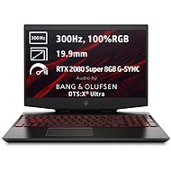 OMEN by HP 15-dh1002nc Shadow Black - Gaming Laptop