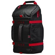 "HP Odyssey Backpack Black / Red 15.6"" - Batoh na notebook"