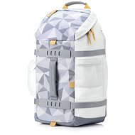 "HP Odyssey Backpack Facets White 15.6"" - Batoh na notebook"