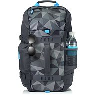 """HP Odyssey Backpack Facets Grey 15.6"""""""