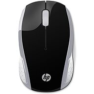 HP 200 Wireless Mouse in Pike Silver - Mouse