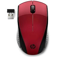 HP Wireless Mouse 220 Sunset Red