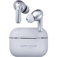 Happy Plugs Air 1 Zen Silver - Bezdrátová sluchátka
