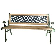 Happy Green Garden Bench Classic - Garden benches