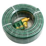 Happy Green Zahradní hadice se spojkami GARDEN, 20m - Zahradní hadice