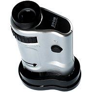 Digiphot s LED světlem KM-20 - Dětský mikroskop
