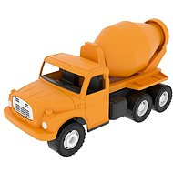 Dino Tatra 148 cement mixer orange 30cm - Toy Vehicle