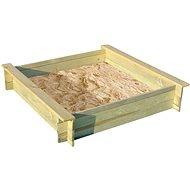 ALIX Sandpit Wooden with Cover - Sandpit
