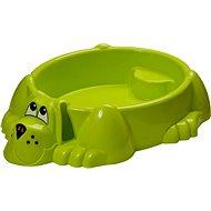 Pískoviště - bazének Pejsek zelené - Pískoviště
