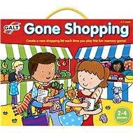 GALT Pojďme nakupovat - Společenská hra