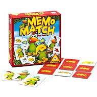 Memo Match - Společenská hra