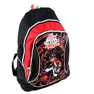 Bakugan černo-červený malý - Dětský batoh
