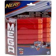 Nerf Mega náhradní šipky 10 ks - Příslušenství Nerf