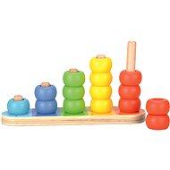 Didaktická hračka Bino Barvy a počítání
