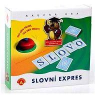 Slovní expres - Vědomostní hra