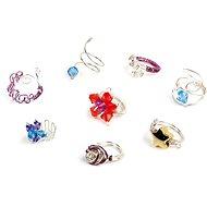 My style - Drátěné prstýnky - Kreativní sada