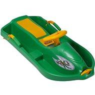 Plastkon Boby řiditelné Snow Rider zelené - Boby