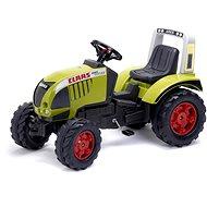 Šlapací traktor Claas Arion zelený - Šlapací traktor