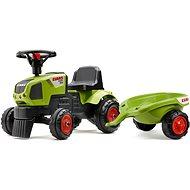Traktor Class s valníkem - Odstrkovadlo