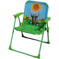 Krtek a jeho kamarádi - Židlička - Dětský nábytek