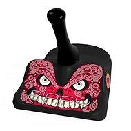 Zipfy Carvingový bob Ghostrider - červená - Boby