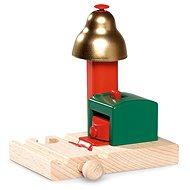 Brio World 33754 Magnetický zvonek - Příslušenství k vláčkodráze
