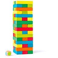 Woody Věž Tower Tony - barevná - Společenská hra
