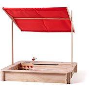 Woody Dřevěné pískoviště s kuchyňkou - Pískoviště