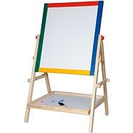 Woody Černá a bílá kreslící tabule - Tabule